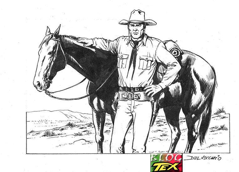 Tex-Willer-por-Pasquale-Del-Vecchio2