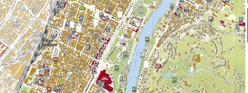 circoscrizione 8 - piantina